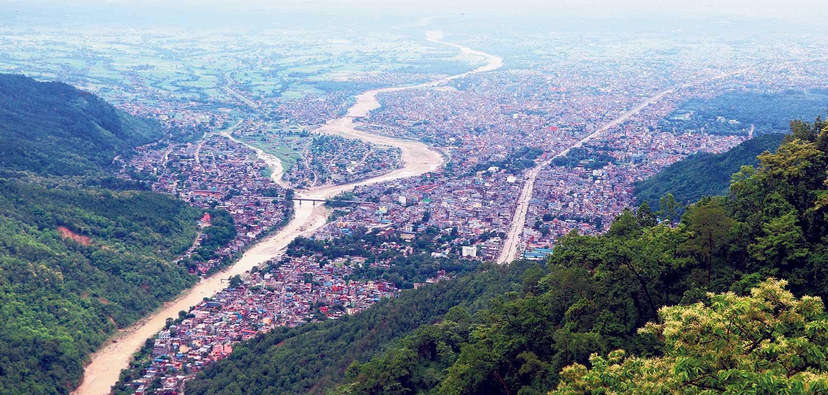 लुम्बिनी प्रदेशमा रुपन्देही,दाङ र बाँकेमा गरी तीन वटा महानगर